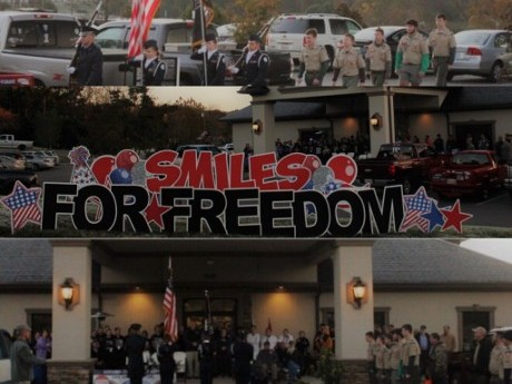Smiles For Freedom